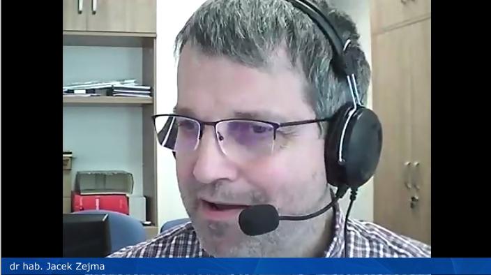 dr hab. Jacek Zejma