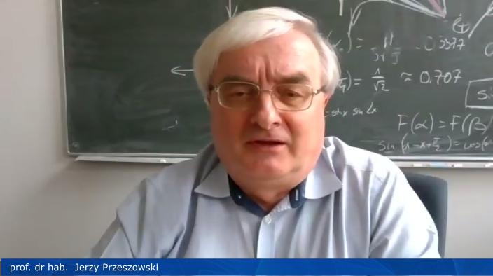 prof. dr hab Jerzy Przeszkowski